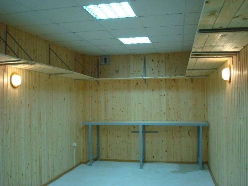 Ремонт гаража в Лыткарино недорого.